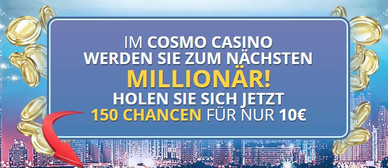 Cosmo Casino Jackpot