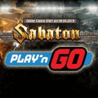 Sabaton Spiel von Play'n Go kostenlos