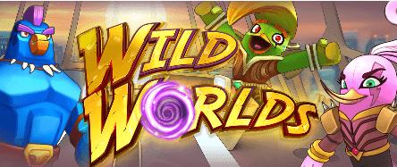 Wild Worlds kostenlose Freispiele