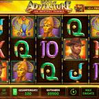 15 Euro gratis Geld für Book of Adventure nutzen