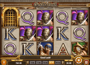 Game of Gladiators gratis spielen