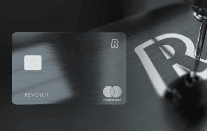 Revolut Metal Kreditarte für Online Casino Zahlungen
