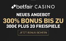 Betfair Casino schnelle Auszahlungen