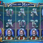 Rise of Merlin von Play'n Go kostenlos spielen