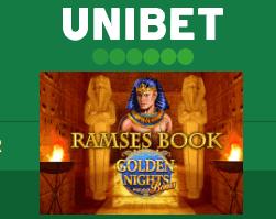 Unibet Casino mit Gamomat Spielautomaten