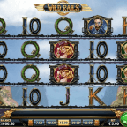 Wild Rails von Play'n Go kostenlos spielen