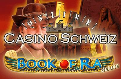 Novoline in Schweizer Online Casino
