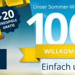 100% Willkommen Bonus Platin Casino