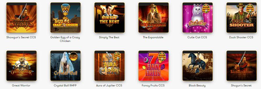 Gamomat Spiele Intercasino