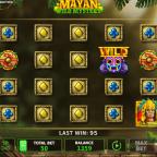 Mayan Wild Mystery von Stakelogic kostenlos spielen