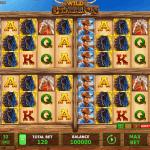 Wild Stallion Quattro Stakelogic kostenlos spielen
