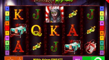 Book of Madness von Gamomat kostenlos spielen im LV Bet Casino