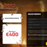 Energy Casino 30 Freispiele ohne Einzahlung