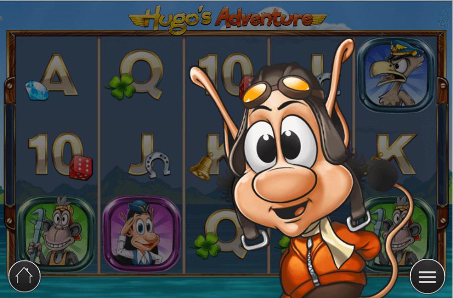 Hugos Adventure kostenlos spielen Playn Go