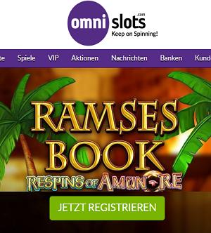 Omni Slots Spielautomaten