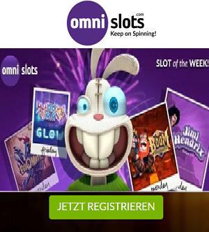 Omni Slots Turniere