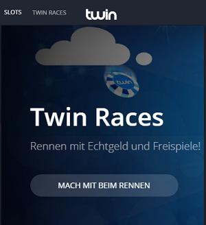 Twin Glücksspiel Rennen Jede Woche