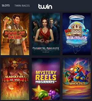 Twin Casino Spielautomaten
