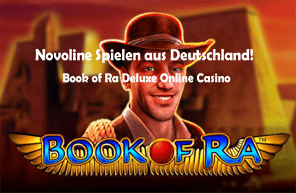 Book Of Ra Deluxe Online Casino