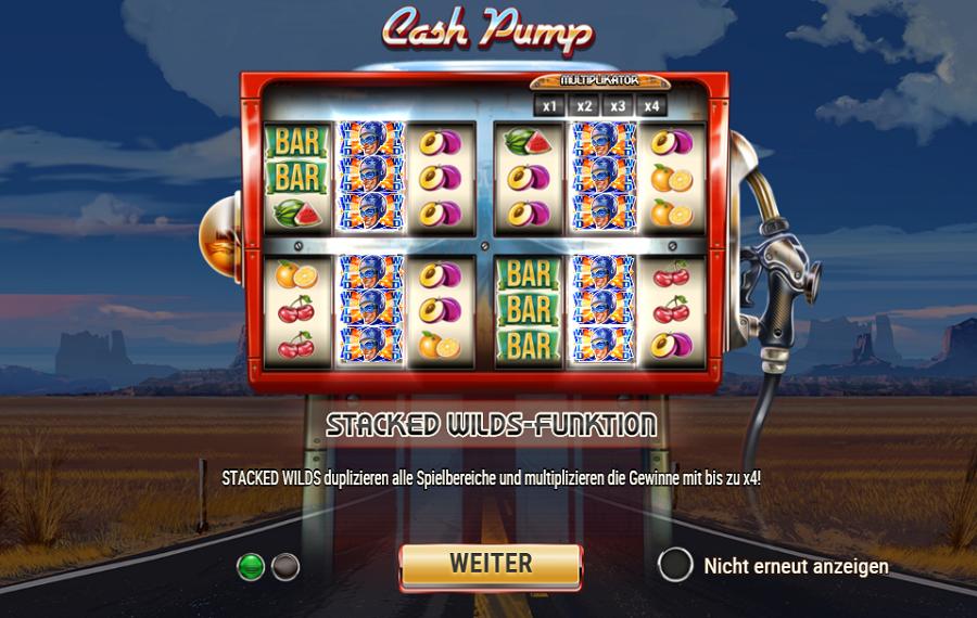 Cash Pump Play'n Go kostenlos spielen
