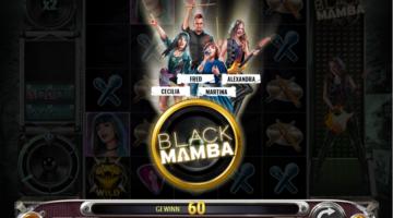 Black Mamba Play'n Go kostenlos spielen