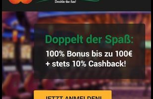 Der CasinoCasino.com Bonus ֍ 100% bis zu 100€ GRATIS