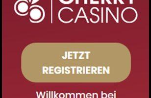 Cherry Casino mit Gamomat und Stakelogic
