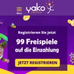 Yako Casino 99 kostenlose Freispiele