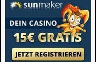 Sunmaker, mehr als nur eine Merkur Spielothek