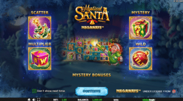 Mystical Santa Megaways von Stakelogic