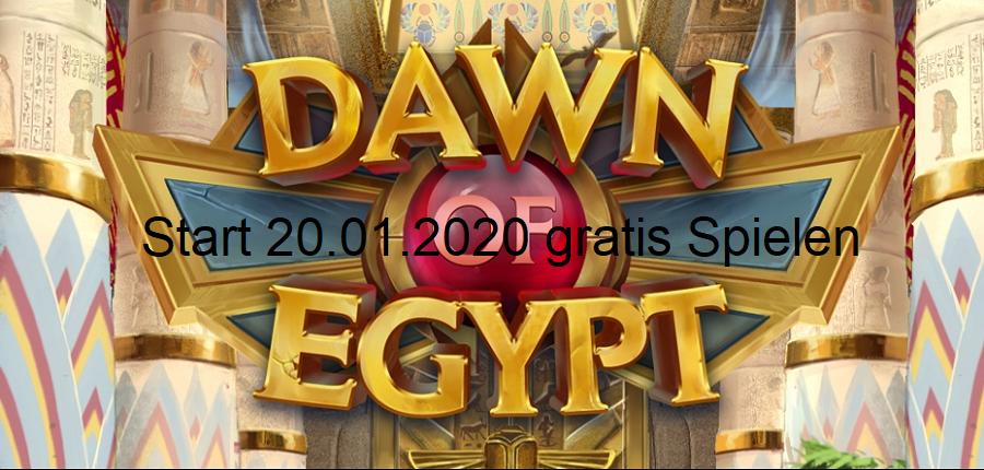 Dawn of Egypt Play n Go kostenlos