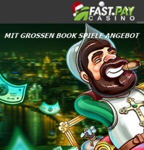 FastPay Casino Book Spiele