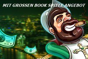 Große Book Spiele Auswahl im FastPay Casino