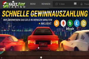 FastPay Casino Schnelle Auszahlungen