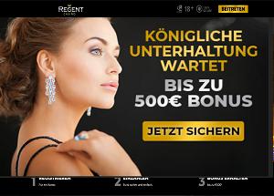 Regent Casino Bonus 500 euro