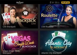 Regent Casino Live Spiele