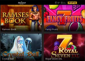 Regent Casino Spielautomaten