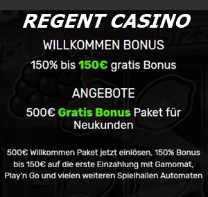 Regent Online Casino