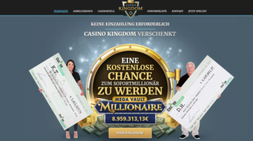 Casino Kingdom Millionen Chance