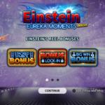 Einstein Eureka Moments Deluxe Stakelogic