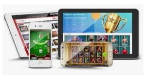 Mobiles Glücksspiel