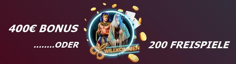 Cherry Casino Willkommensbonus
