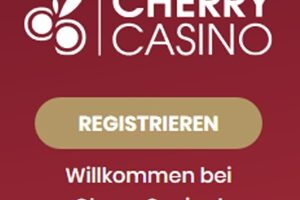 Cherry – Spielen in einem top Online Casino