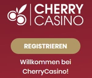 Cherry Casino Registrierung