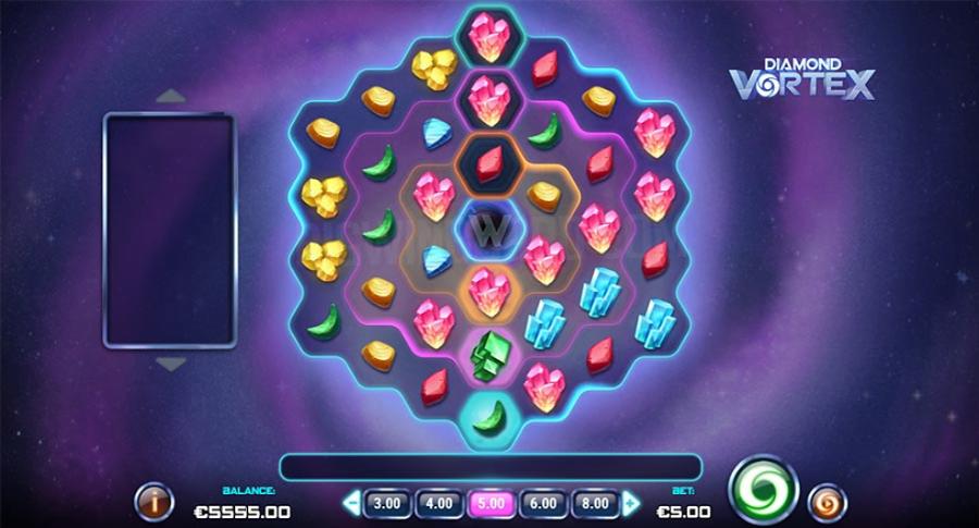 Play'n Go Diamond Vortex kostenlos spielen ohne Anmeldung