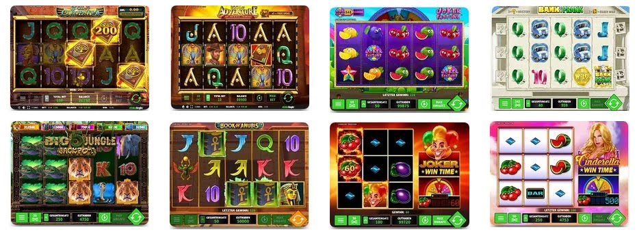 Stakelogic gratis Spielautomaten