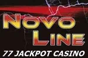 Novoline seriös im 77 Jackpot Casino spielen!