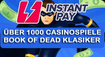Instant Casino Spielautomaten