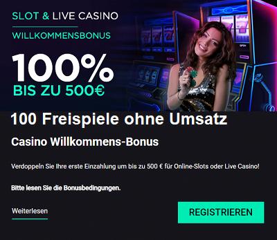 Cbet Casino Freispiele ohne Umsatz