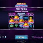 Disco Diamonds Play'n Go gratis Spielautomat